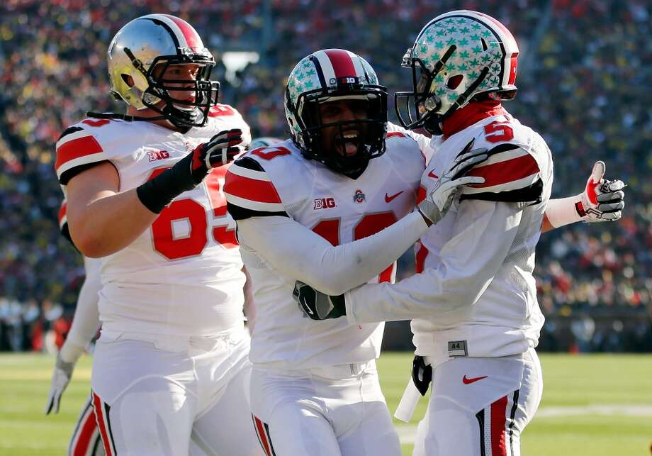 2. Ohio State Photo: Gregory Shamus, Getty Images