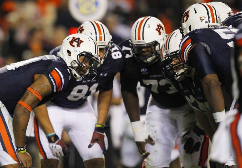 3. Auburn Photo: Butch Dill, Associated Press