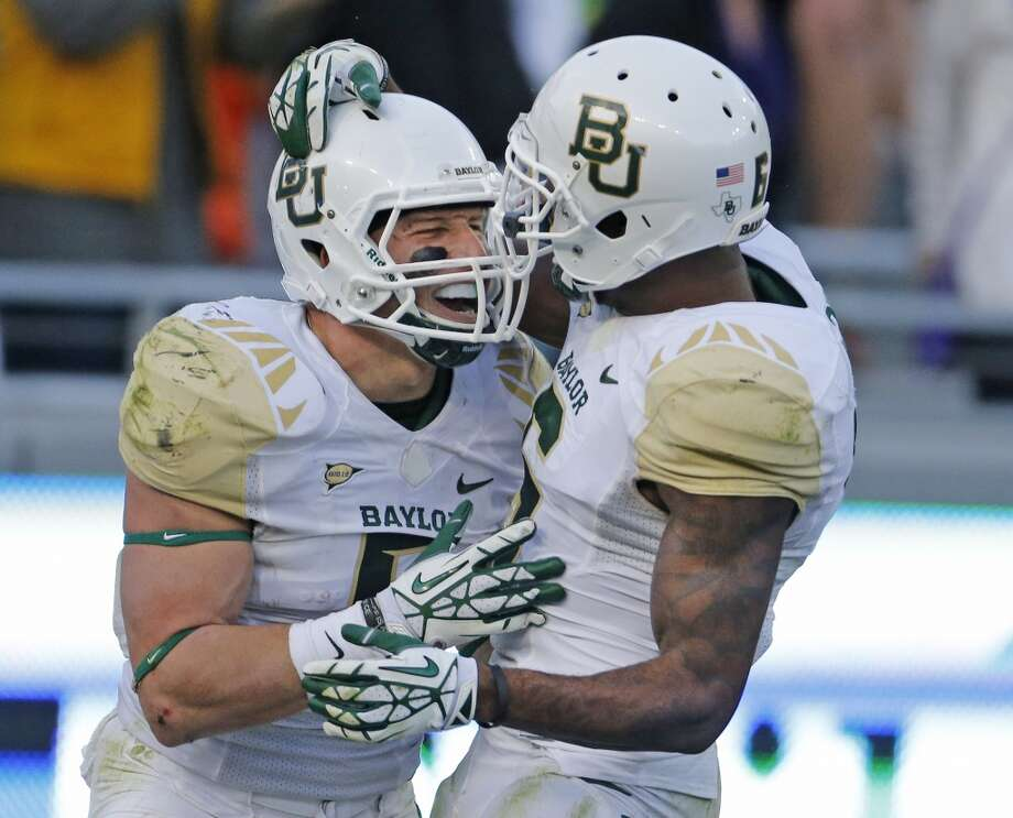 9. Baylor Photo: Louis DeLuca, Associated Press