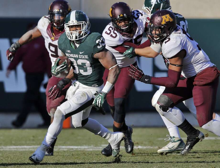 10. Michigan State Photo: Marlin Levison, McClatchy-Tribune News Service