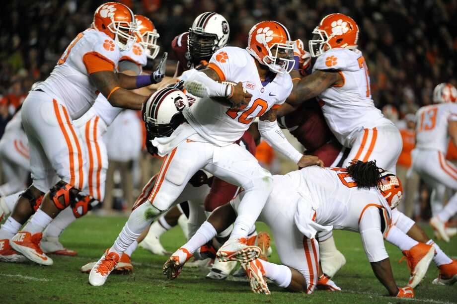13. Clemson Photo: RAINIER EHRHARDT, Associated Press