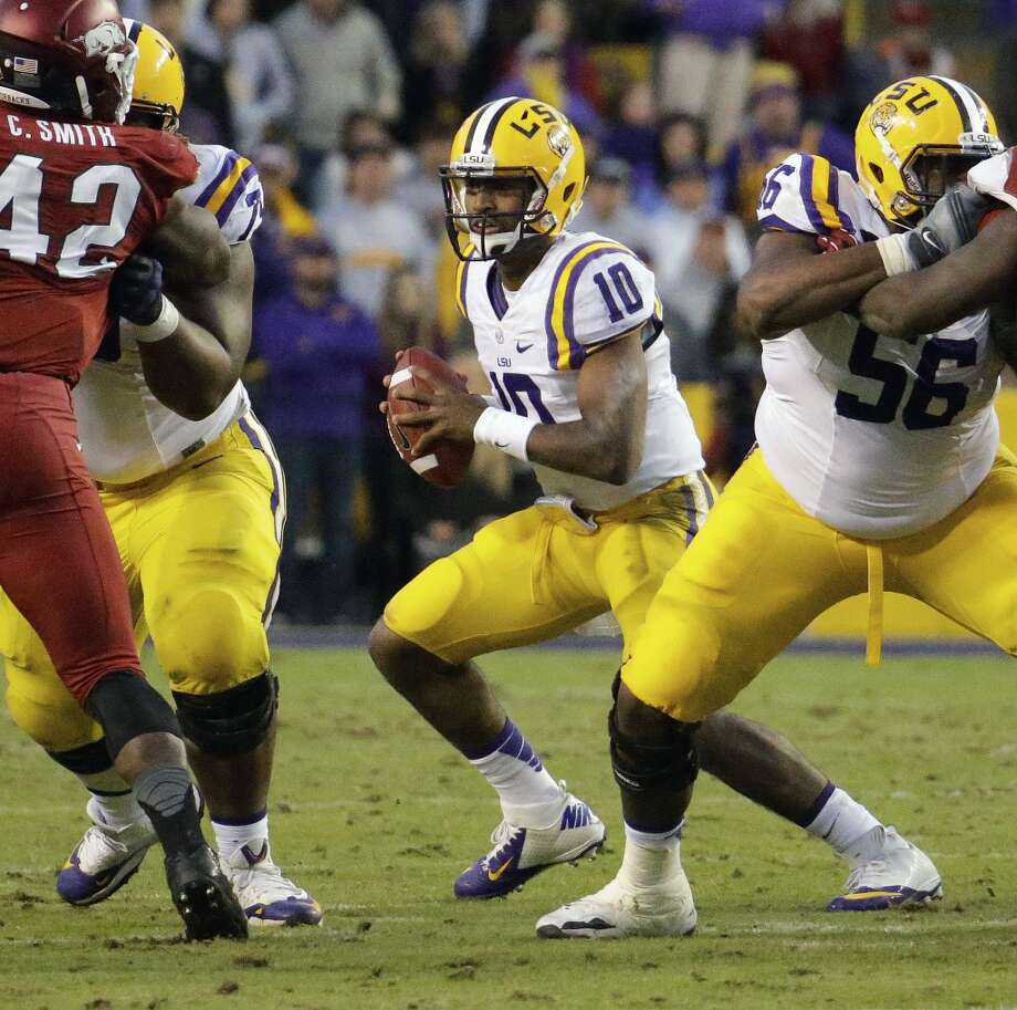 15. LSU Photo: Bill Haber, Associated Press