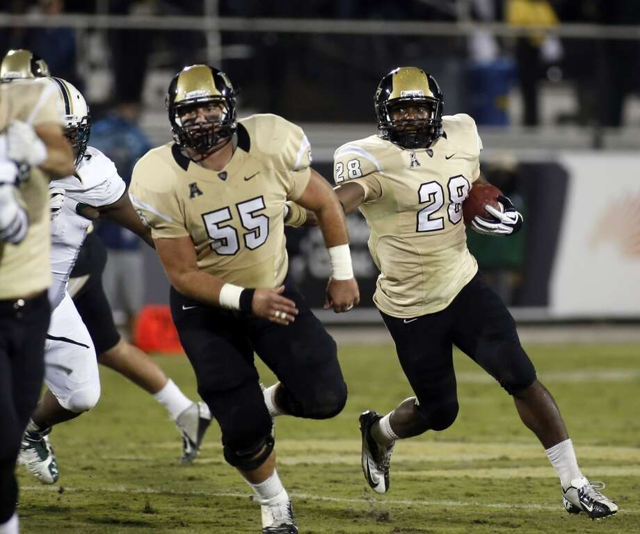 16. UCF Photo: Reinhold Matay, Associated Press