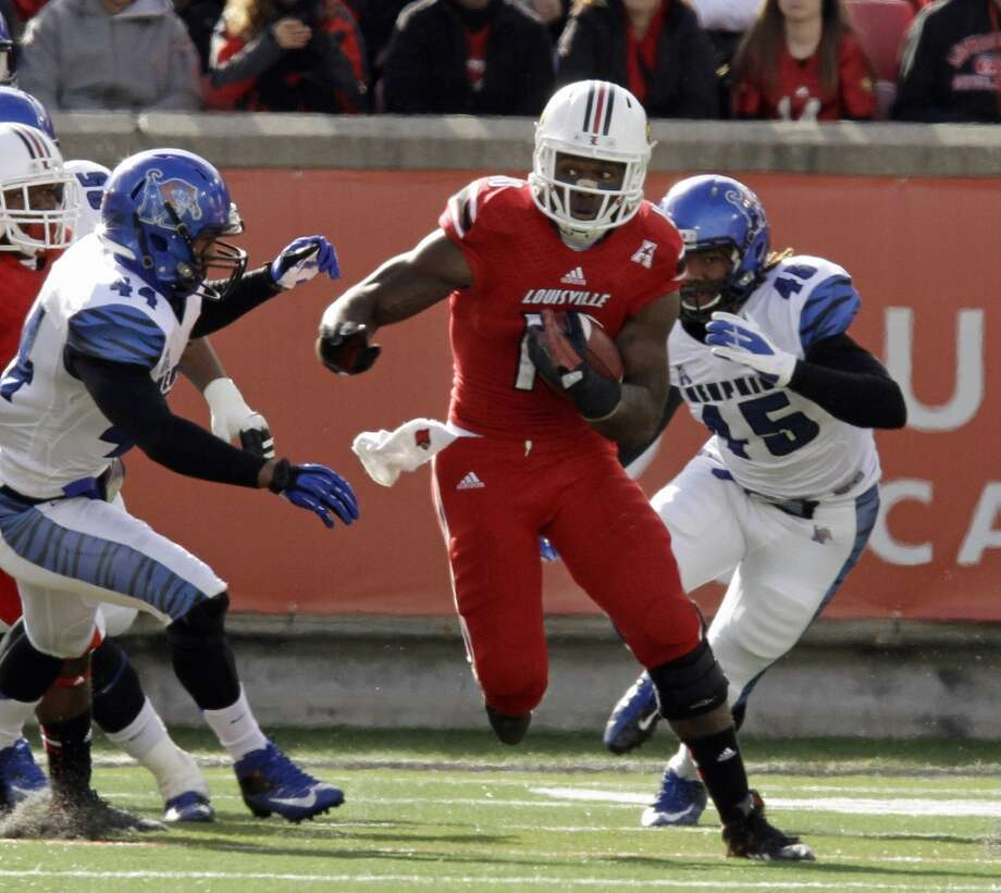 19. Louisville Photo: Garry Jones, Associated Press