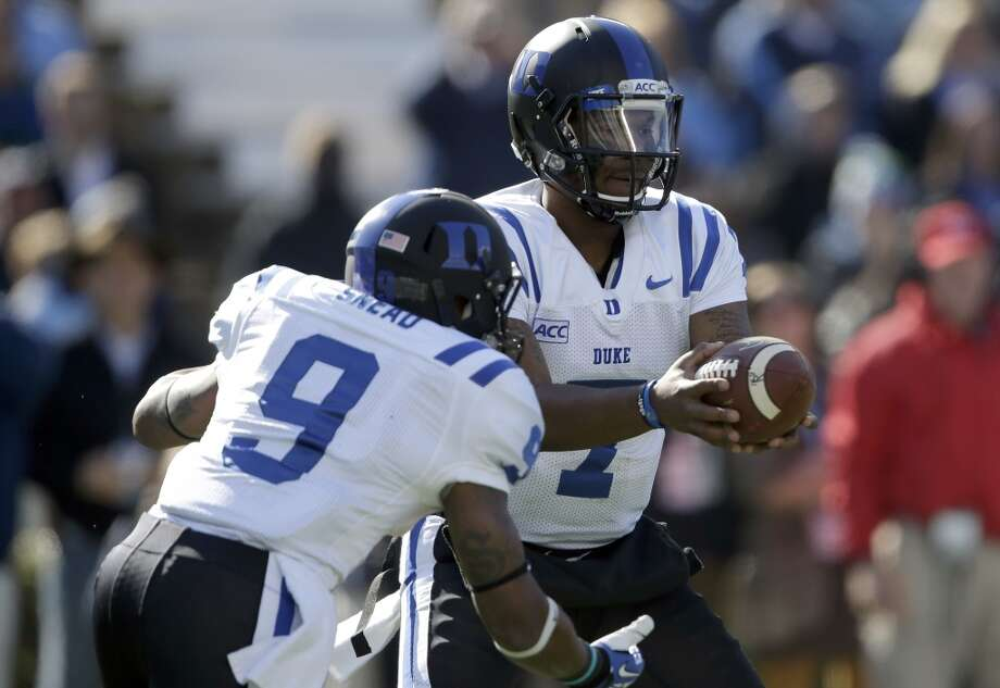 20. Duke Photo: Gerry Broome, Associated Press
