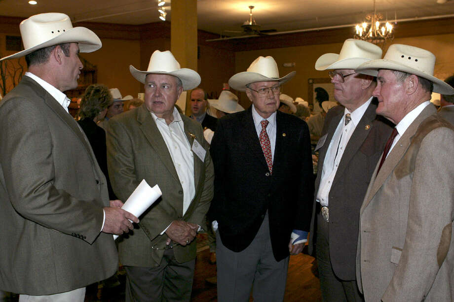 T.R. Fehrenbach died of a congenital heart condition. Photo: San Antonio Express-News / File Photo