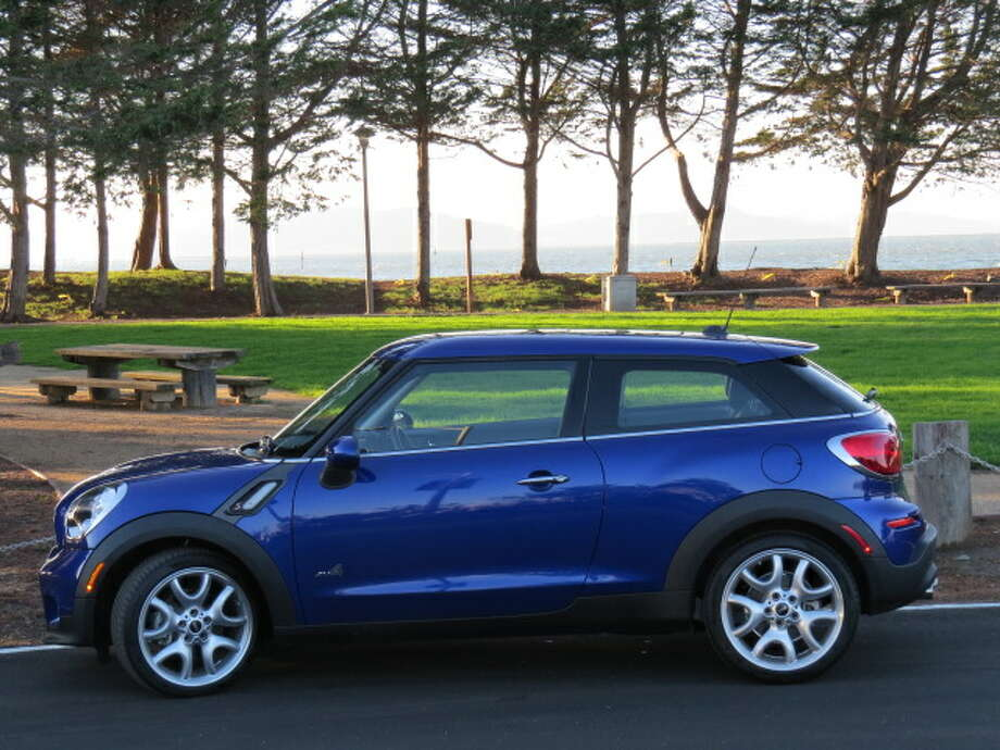For the 2013 model year, we have the Paceman and you have to wonder if maybe the Mini execs might have put the brakes on this mass propagation. The Mini Coopers have grown in size, which may not be the best thing that's happened to them.