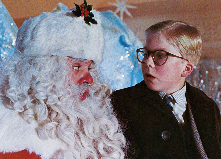 True children of the '80s will be watching this Christmas classic over and over when they show it for 24 hours straight on TV. Related Video: Watch the trailer for 'A Christmas Story' Photo: Archive Photos, Getty Images / 2012 Getty Images