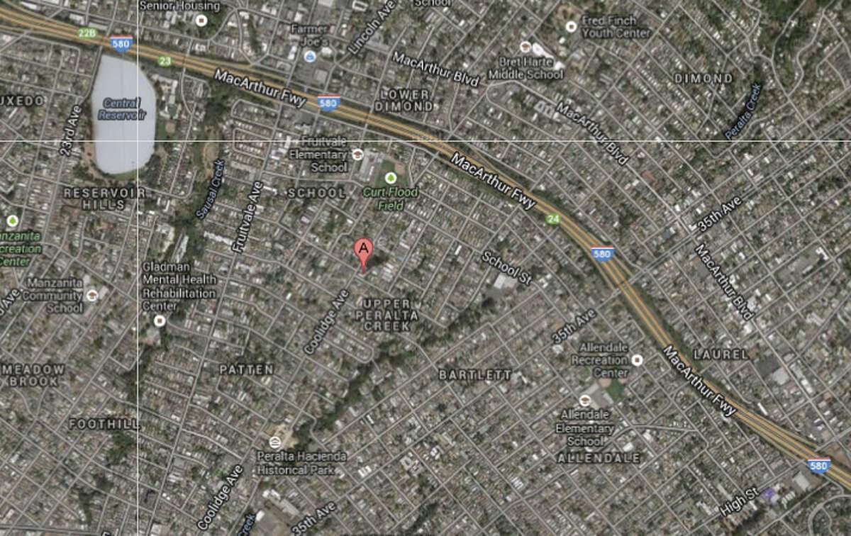 3100 block of Coolidge Avenue, Oakland, CA