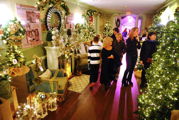 Stage Set For Fairfield Christmas Tree Festival This