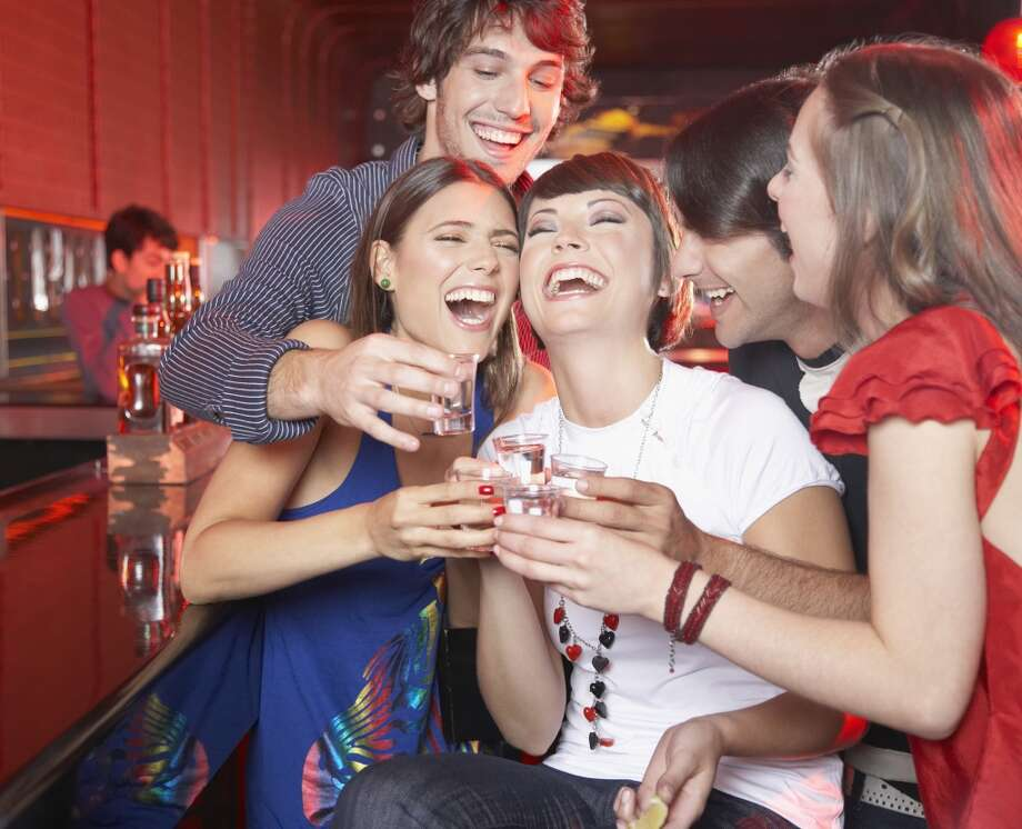 The Bayou City comes in at No. 11 on this list of the top 20 places to be young, broke and single, on account of our many fine drinking establishments and low unemployment. Photo: Paul Bradbury, Getty Images/OJO Images RF