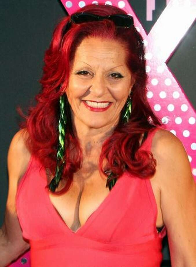 "Patricia Field,fashion designer, designer for hit show Sex and the City: Many think in the fashion world (as opposed to film and TV), the pressure to come out doesn't exist. Out lesbian Field said ""I don't feel a rub about my sexuality. I don't consider myself a woman or a man professionally. All the creative industry is gay, so if anything, I would almost say it's a plus."" (Photo by Junko Kimura/Getty Images)"