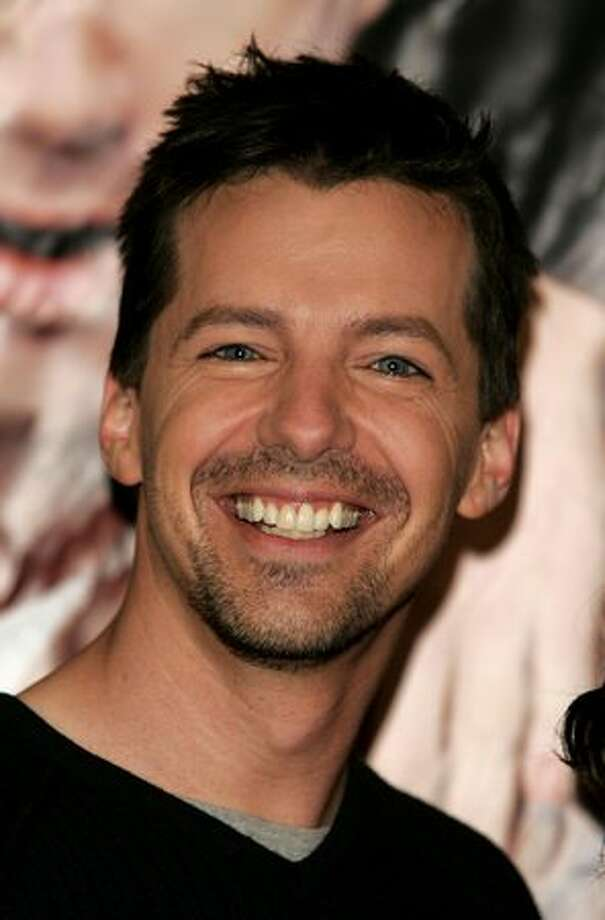 "Sean Hayes: After refusing several interviews with gay news magazine The Advocate and purposefully avoiding questions about his sexuality in other interviews, the 'Will & Grace' star came out publicly in March, telling The Advocate ""I am who I am. I was never in, as they say. Never. I believe that nobody owes anything to anybody."" (Photo by Peter Kramer/Getty Images)"