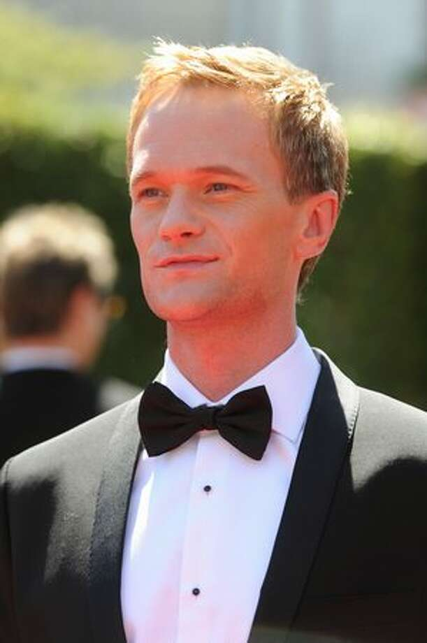 "Neil Patrick Harris:After many years of speculation and rumor, the former 'Doogie Howser' star told People magazine in a 2006 article that he was ""a content gay man."" Harris had to stifle reports that he had denied being gay. (Photo by Frazer Harrison/Getty Images)"