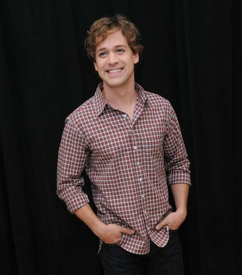 "T.R. Knight, actor: After a fight on the set of his hit TV show, ""Grey's Anatomy"", in which a co-star allegedly insulted him with a gay slur, Knight said he needed to address ""a few questions about my sexuality"". He came out in People magazine a short while later. (Photo by Jason Kempin/Getty Images)"