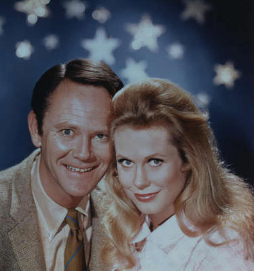 "Dick Sargent, actor: The ""Bewitched"" actor came out at the age of 61 during National Coming Out Day. Why? In his own words, ""it was a question of the right time and the right place. I was partially outed by 'The Star' in April, but I'd been thinking about it for almost two years."" (Houston Chronicle file photo)"