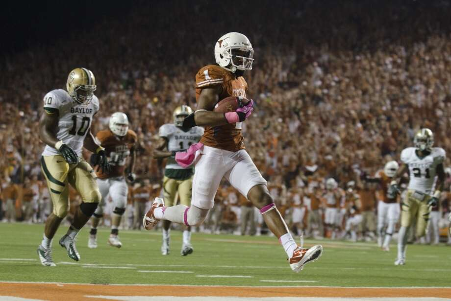 Mike Davis and Texas must root for OU and hope showdown with Baylor is for Big 12 title.
