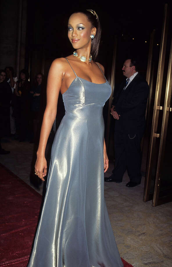 Tyra Banks at the 13th Annual CFDA Awards in 1994. Photo: Rose Hartman, WireImage / WireImage