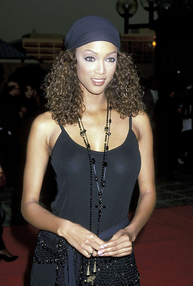 Tyra Banks in 1994. Photo: Ron Galella, WireImage / Ron Galella Collection
