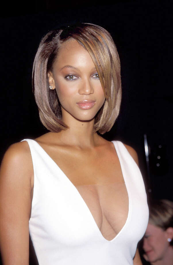 Tyra Banks at the 1997 ESPY Awards. Photo: KMazur, WireImage / WireImage