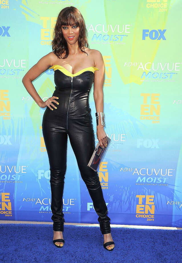 TV personality Tyra Banks attends the 2011 Teen Choice Awards at Gibson Amphitheatre on August 7, 2011 in Universal City, California. Photo: Steve Granitz, WireImage / 2011 Steve Granitz