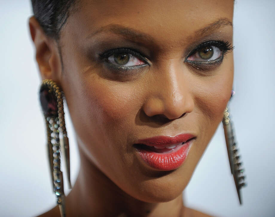 TV personality Tyra Banks attends the 8th annual Keep A Child Alive Black Ball at the Hammerstein Ballroom on November 3, 2011 in New York City. Photo: Dimitrios Kambouris, Getty Images / 2011 Getty Images