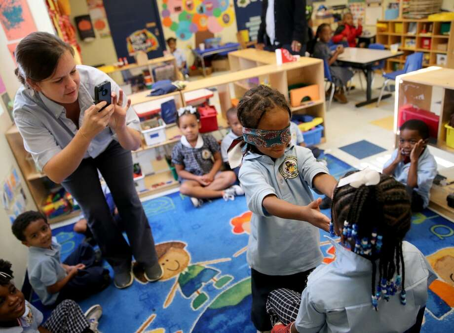 Drones will drop off and pick up your children from day care. Literally. Photo: MICHAEL DeMOCKER, Associated Press