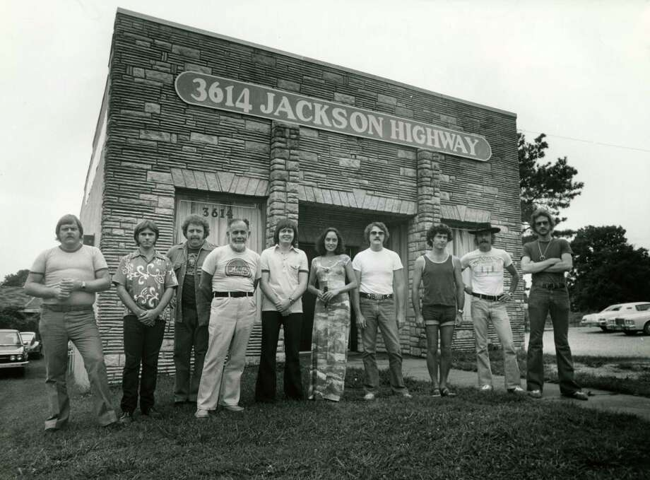 "This undated image released by Magnolia Pictures shows a group of studio musicians known as The Swampers at the Muscle Shoals Sound Studio in Muscle Shoals, Ala., a subject of the documentary ""Muscle Shoals.""  Jimmy Iovine and Luke Wood were so moved by the ""Muscle Shoals"" documentary, they're putting up money to make sure the unique spirit of the Alabama music haven lives on. The Beats Electronics officials are starting a program to refurbish and upgrade two historic studios in Muscle Shoals _ FAME Recording Studios and Muscle Shoals Sound Studio _ then will install education programs to train a new generation of producers, audio engineers and musicians. North Alabama remains a fertile musical proving ground, with a thriving scene that includes Jason Isbell, Alabama Shakes and John Paul White, one half of The Civil Wars. (AP Photo/Magnolia Pictures) ORG XMIT: NYET206 / Magnolia Pictures"