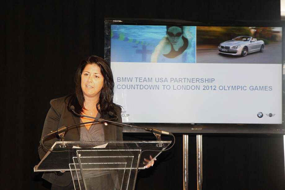 9. Trudy Hardy -  BMW of North America, Vice president of marketing Photo: Michael Cohen, Getty Images For BMW