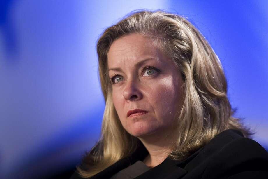 8. Linda Hasenfratz -  Linamar, CEO Photo: JIM WATSON, AFP/Getty Images