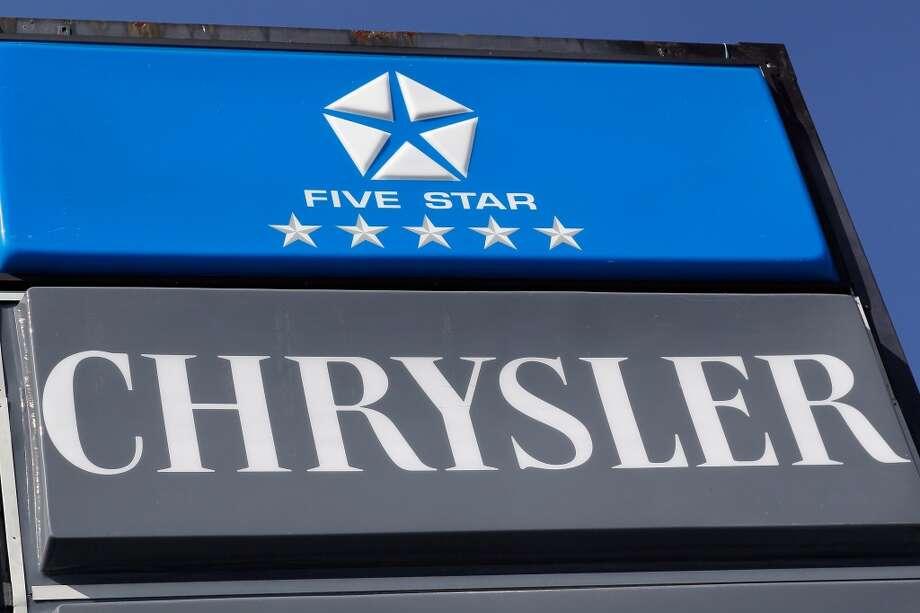 7. Chris Barman -  Chrysler Group LLC, Vehicle line executive Photo: Joe Raedle, Getty Images