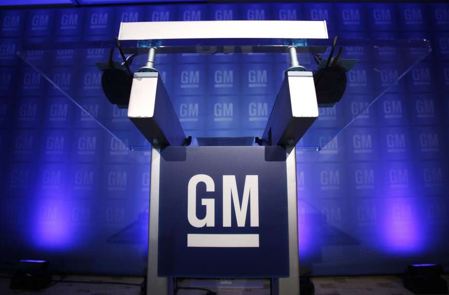 2. Grace Lieblein -  GM, Vice president global purchasing and supply chain Photo: Bill Pugliano, Getty Images