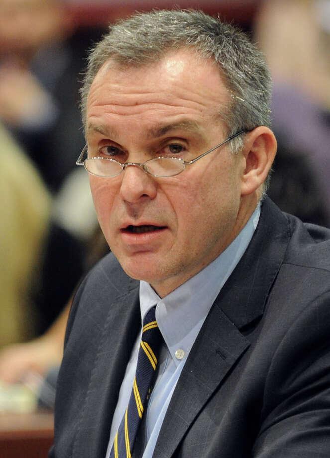 Danbury State's Attorney Stephen J. Sedensky III Photo: Autumn Driscoll / Connecticut Post