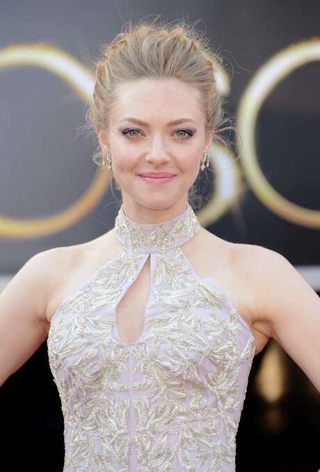 HOLLYWOOD, CA - FEBRUARY 24:  Actress Amanda Seyfried arrives at the Oscars at Hollywood & Highland Center on February 24, 2013 in Hollywood, California.  (Photo by Jason Merritt/Getty Images) Photo: Jason Merritt, Staff / 2013 Getty Images