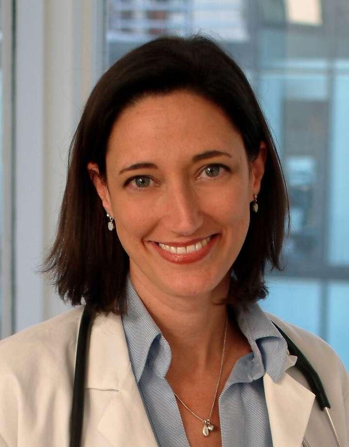 Dr. Karen E. Earle Photo: Courtesy Of CPMC