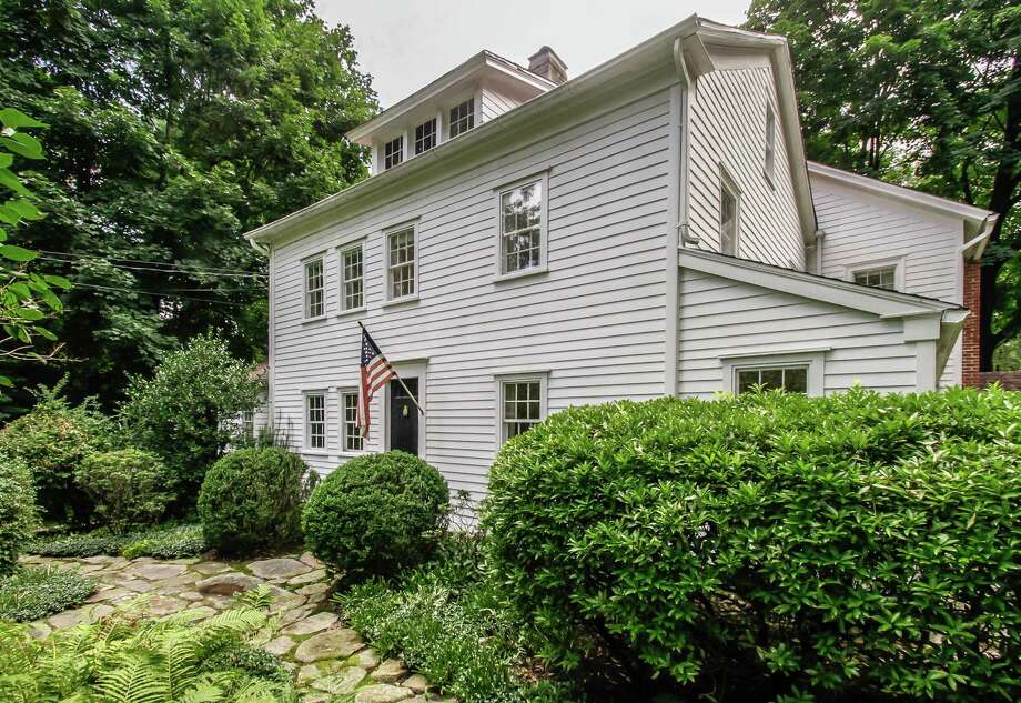 The house at 48 Crawford Road is on the market for $1,299,000. Photo: Contributed Photo / Westport News contributed
