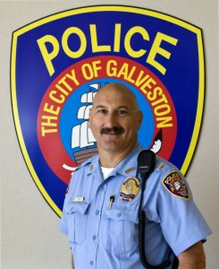Chief Henry Porretto of the Galveston Police Department Photo: Photo By Galveston Police Department