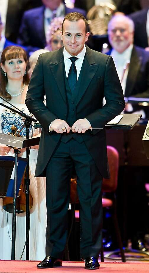 Philadelphia Orchestra's Yannick Nézet-Séguin has a bad sinus infection. Photo: Gilbert Carrasquillo, FilmMagic / Getty Images
