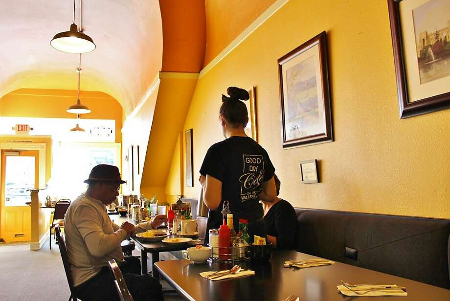 Good Day Cafe Photo: Stephanie Wright Hession, Special To The Chronicle