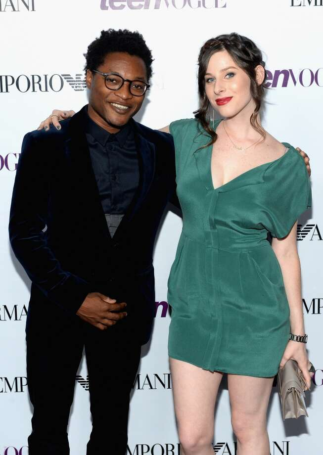 She's also in a band called Wardell, with this guy, who is her brother. Photo: Michael Buckner, Getty Images For Teen Vogue