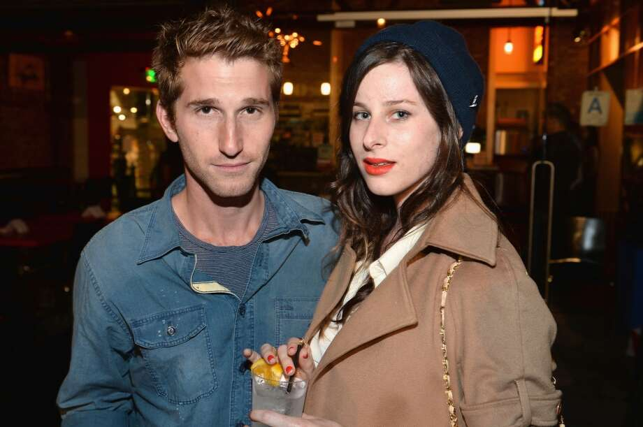 "Sasha Spielberg has been romantically linked to this celeb offspring. He's a director, who has helmed episodes of ""The New Girl"" and ""The New Normal,"" as well as the film ""Ceremony."" Photo: Alberto E. Rodriguez, Getty Images"