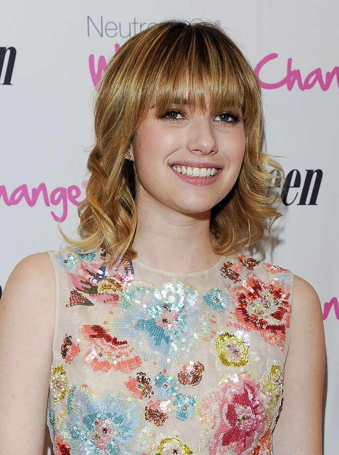 "Emma Roberts got her start on Nickelodeon's ""Unfabulous,"" and most recently was in ""Scream 4"" and this summer's ""Celeste and Jesse Forever."" Photo: Dave Kotinsky, Getty Images / 2012 Getty Images"