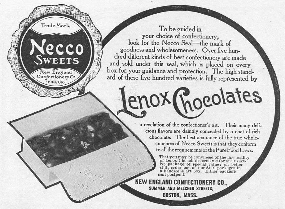 Who knew the New England Confectionery Company made chocolate before becoming known for those wafers? Photo: Jay Paull, Getty Images / Archive Photos