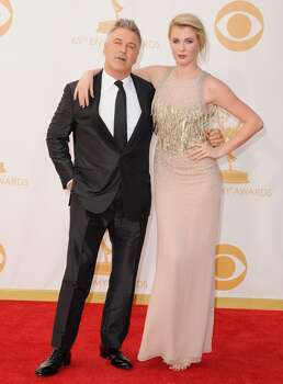 Ireland Baldwin's dad? Alec Baldwin (he apologized for that outburst, though his ill-advised rants continue). Photo: Jon Kopaloff, FilmMagic