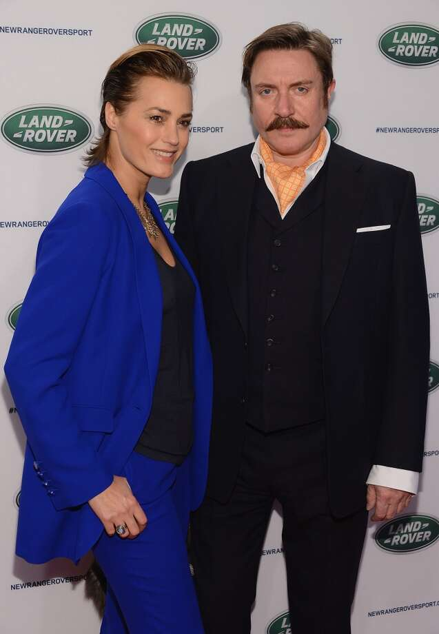 She's Amber Le Bon, daughter of Duran Duran frontman Simon Le Bon and his model wife Yasmin Le Bon. Photo: Dimitrios Kambouris, WireImage