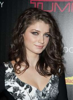 "Irish actress Eve Hewson has landed her first major acting role in the new Sean Penn film, ""This Must Be the Place."" Photo: Dave Kotinsky, Getty Images / 2012 Getty Images"