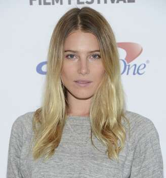 "Dree Hemingway studied at the Royal Academy of Dramatic Art in London and recently starred in the indie film ""Starlet."" Photo: Jason Kempin, Getty Images / 2012 Getty Images"