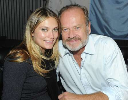 "Kelsey is also pops to actress Spencer Grammer, who starred in the ABC Family show ""Greek."" Photo: Michael Buckner, 2011 Getty Images For STARZ / 2011 Getty Images"