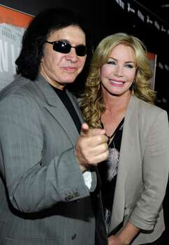 Her mom and dad are KISS star Gene Simmons and former model/Playmate of the Year Shannon Tweed. Photo: Frazer Harrison, 2012 Getty Images For Relativity Media / 2012 Getty Images