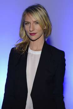 "Mickey Sumner has acted in a variety of small roles, including one in the Showtime series ""The Borgias."" She'll play singer Patti Smith in the upcoming film ""CBGB."" Photo: Larry Busacca, Getty Images / 2012 Getty Images"